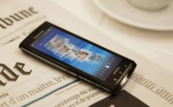 Sony Ericsson Xperia X12 (ANZU): первые подробности и фото