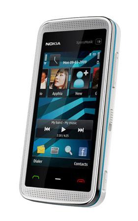 Nokia 5530 XpressMusic — недорогой, музыкальный, сенсорный
