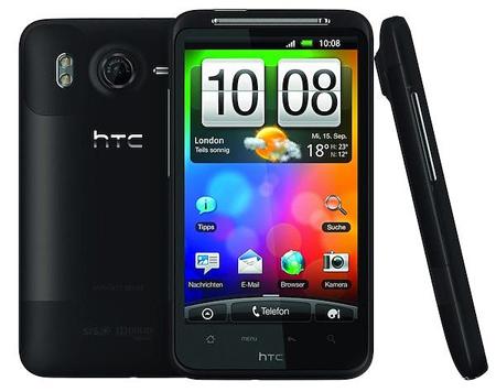 НТС обновит ОС некоторых смартфонов до Android 2.3