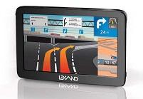 Навигатор Lexand ST-610 HD: 6-дюймовый экран с огромным разрешением