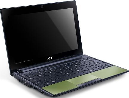 Новая платформа AMD в нетбуке: Acer Aspire One 522