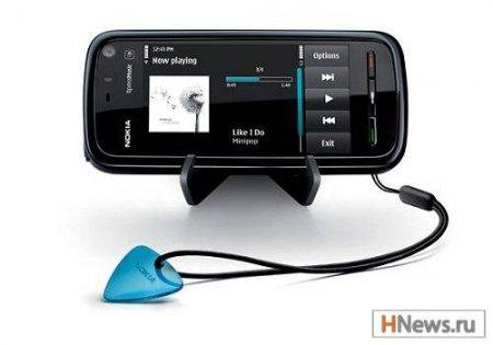 Nokia 5800 XpressMusic — музыкальный телефон