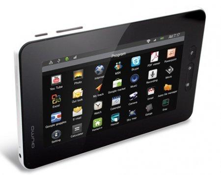 QUMO Go!: 7-дюймовый планшет на базе Android