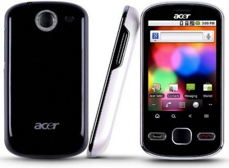 Бюджетный смартфон Acer beTouch E140: подробности о характеристиках и цене