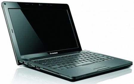 Нетбук Lenovo IdeaPad S205 может быть укомплектован HDD объемом до 750 ГБ