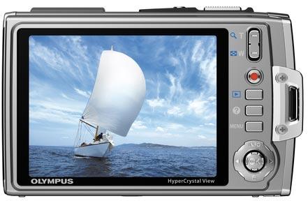 Серию камер в защищенном исполнении Olympus Tough пополлнили модели TG-610 и TG-310