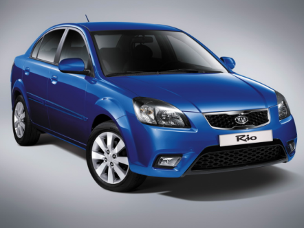 KIA сделает авто доступнее Solaris