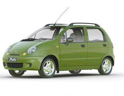 General Motors отказывается от Daewoo