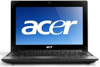 Нетбук Acer Aspire One 522 на платформе AMD Brazos поступил в продажу