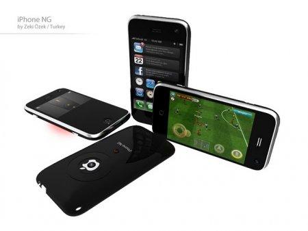 Концепт iPhone NG. Больше, чем iPhone 5