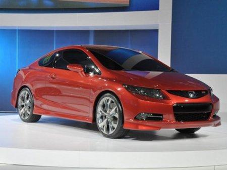 Honda представила Civic нового поколения