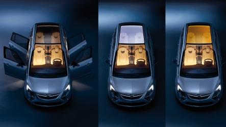 Opel рассекретил Zafira Concept