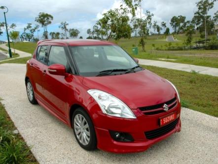 Suzuki озвучила ценник на новый Swift