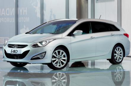 Hyundai показала совершенно новый i40
