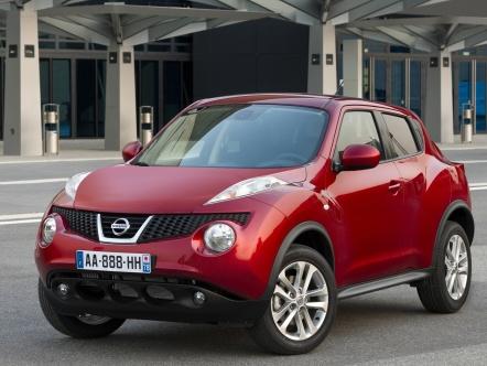 Nissan назвал российские цены на Juke