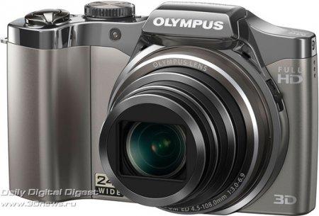 Olympus SZ-30MR: получи 16-Мп снимки и Full HD-видео одновременно