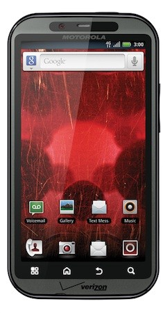 4G-смартфон Motorola Droid Bionic отложен до лета