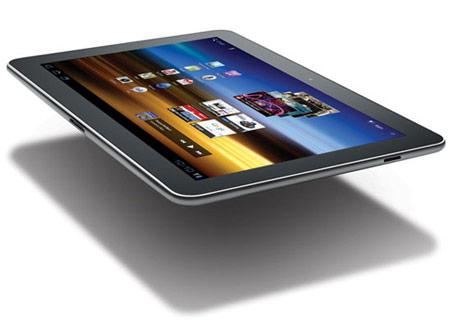 Планшет Samsung Galaxy Tab 10.1 будет поставляться с ОС Android 3.1