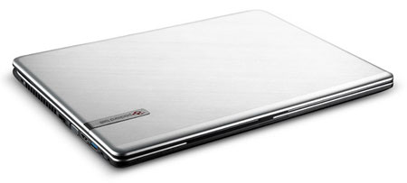 Packard Bell укомплектует тонкий ноутбук EasyNote TX86 дискретной графикой NVIDIA