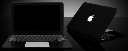 Следующее поколение MacBook Air будет включать модели черного цвета