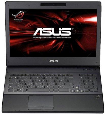 ASUS начала выпуск в США геймерского ноутбука G74