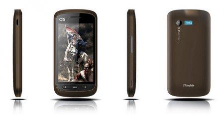 ZTE начала поставки смартфона Libra на Android 2.3