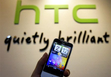 HTC предложила Apple попробовать соревноваться, а не судиться