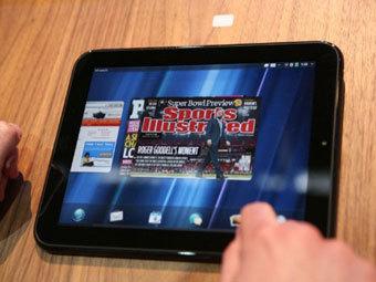 HP откажется от смартфонов и планшетов на webOS