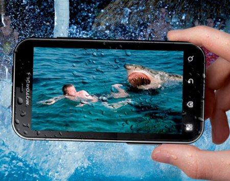 Motorola выпускает новый защищенный Android смартфон – Motorola DEFY+
