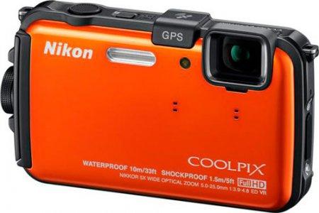 COOLPIX AW100: первая камера повышенной прочности от Nikon