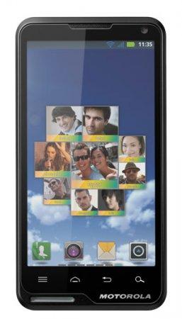 Android-смартфоны Motorola MOTOLUXE и DEFY MINI в феврале появятся в Европе