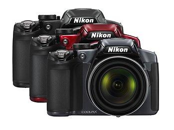 Компания Nikon представила «суперзум» COOLPIX P510 с 42-кратным диапазоном изменения фокусного расстояния