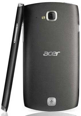 Android-смартфон Acer CloudMobile удостоился награды еще не будучи официально представленным