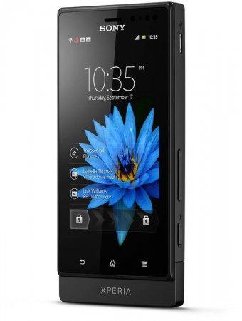 Sony представила новый смартфон Xperia sola