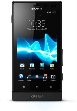 Старт продаж смартфона Sony Xperia sola в России