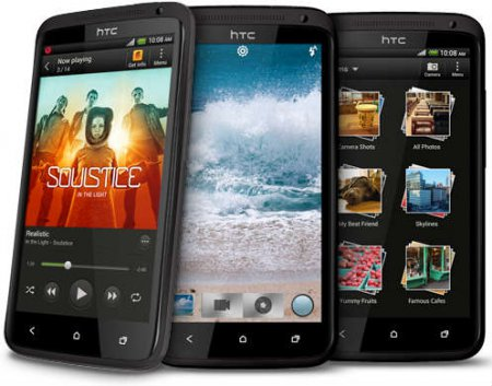 HTC начинает продажи нового 4G LTE смартфона HTC One XL
