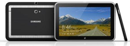 Samsung Galaxy One: концепт планшетного компьютера c Windows 8