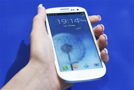 Samsung планирует продать 10 миллионов Galaxy S III до конца июля