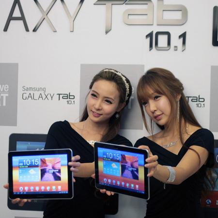 Продажа Samsung Galaxy Tab 10.1 в США будет запрещена, если Apple внесет залог в размере 2,6 млн. долларов