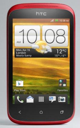Российский старт продаж смартфона HTC Desire C