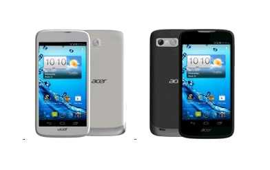 Acer Liquid Gallant Duo: недорогой Android-смартфон с двумя SIM-картами