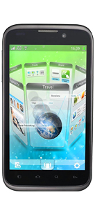 Новый флагманский Android-смартфон МегаФон SP-A10