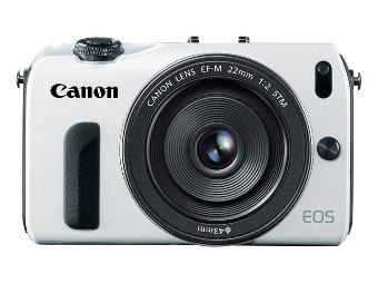 Canon выпустит незеркальный фотоаппарат со сменной оптикой