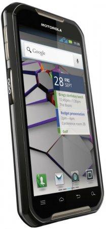Motorola XT626: двухрежимный Android смартфон с поддержкой iDEN и 3G сетей