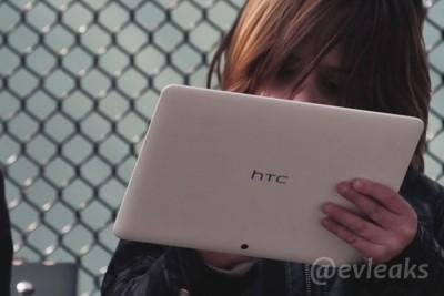 Фотографии нового планшета HTC