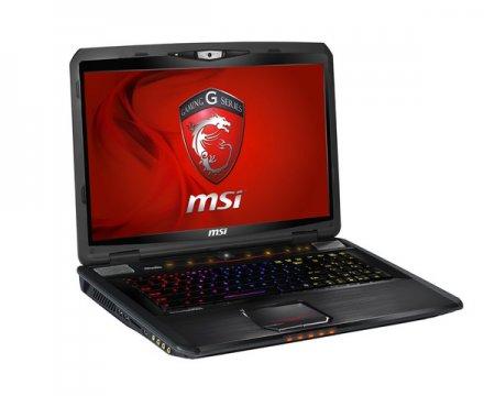 Высокопроизводительный игровой ноутбук MSI GT70 0ND поступил в продажу на европейский рынок