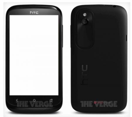 Смартфон HTC Proto: первые изображения
