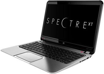 Анонсирован 13.3-дюймовый ультрабук HP ENVY SPECTRE XT 13-2013TU