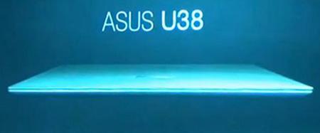 ASUS использует в тонком ноутбуке U38 процессоры Intel и AMD