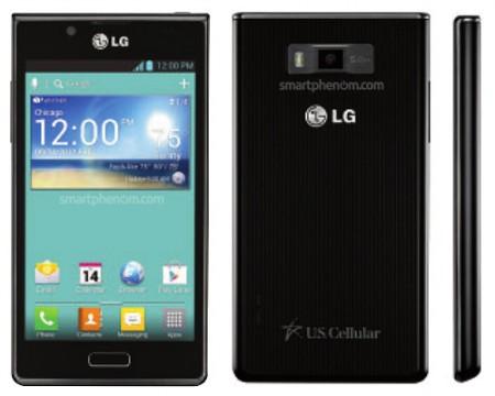 К релизу готовится LG Splendor US730
